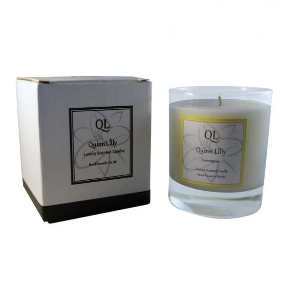 Lemongrass Soy Candle Jar
