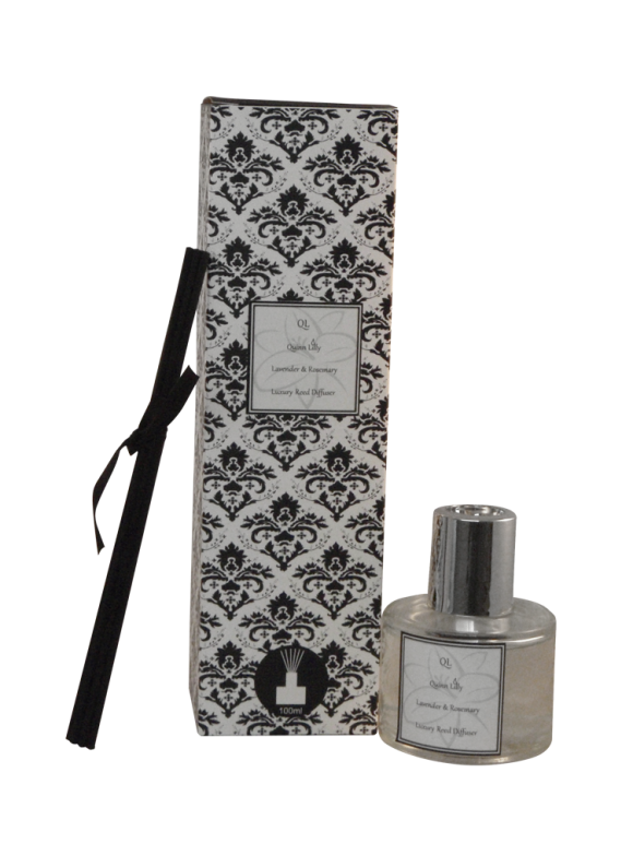lavender and rosemery reed diffuser