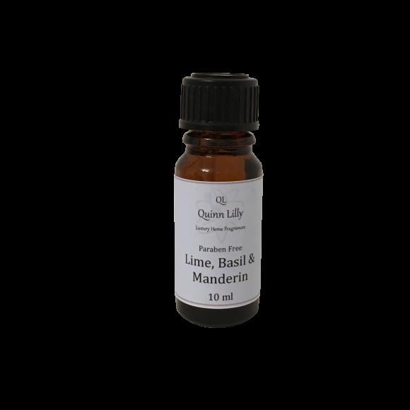 lime basil & mandarin fragrance oil